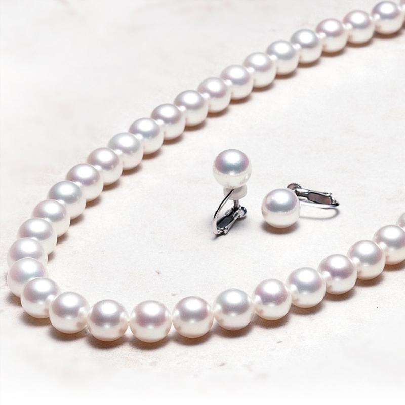 Pure White Pearl
